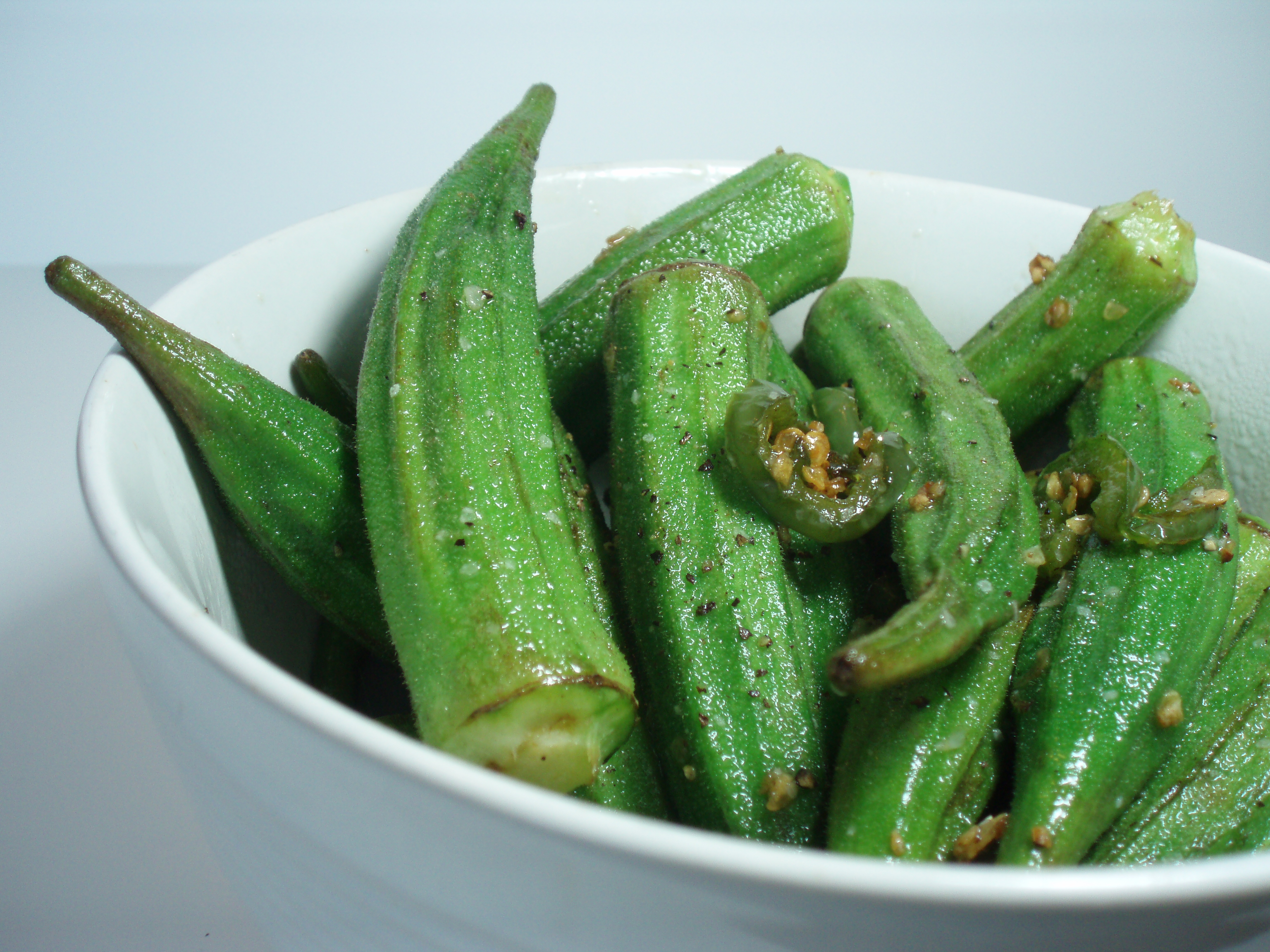 Pickled Okra With Jalapenos Recipes — Dishmaps