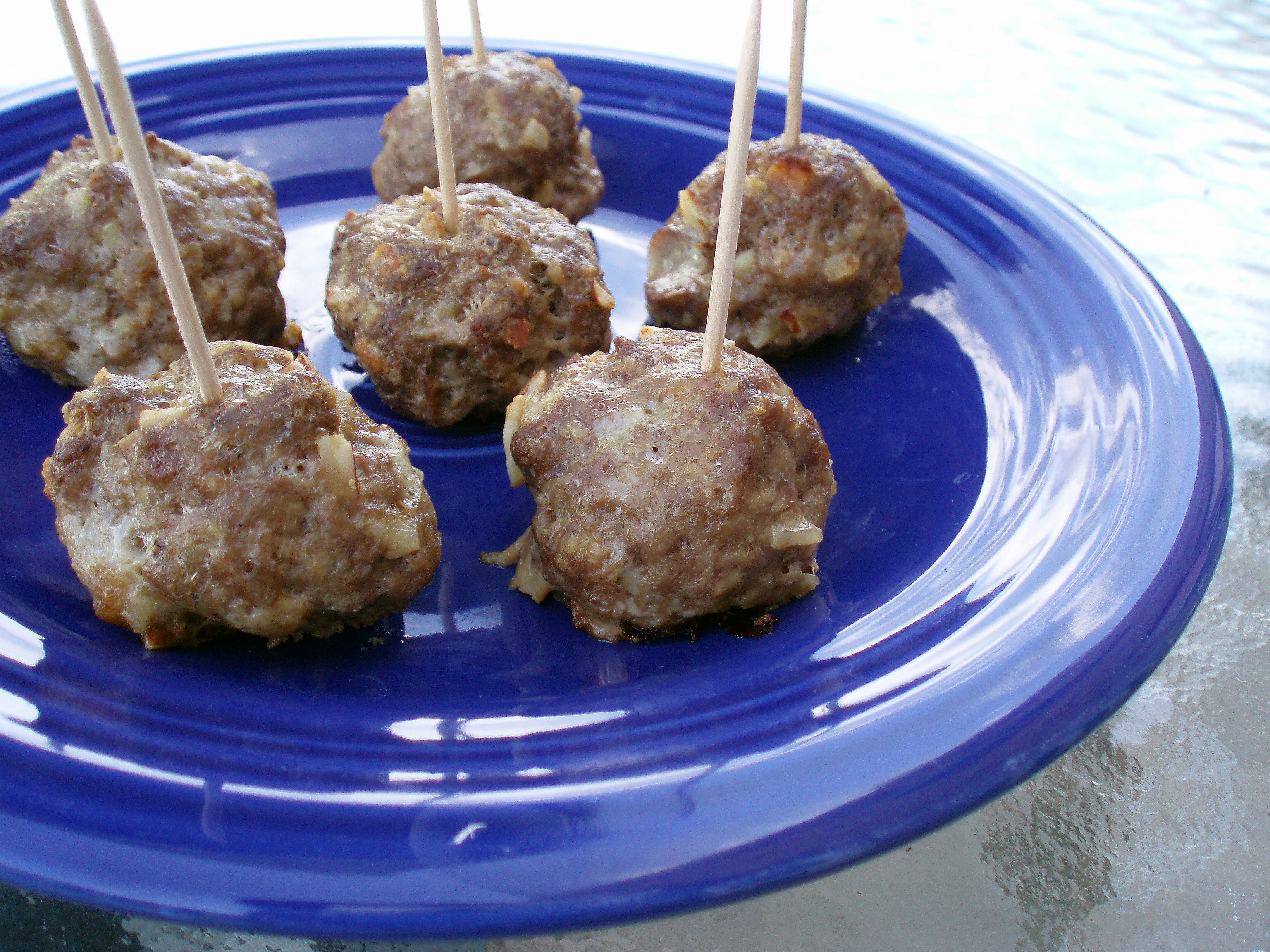 matt - spanish meatballs