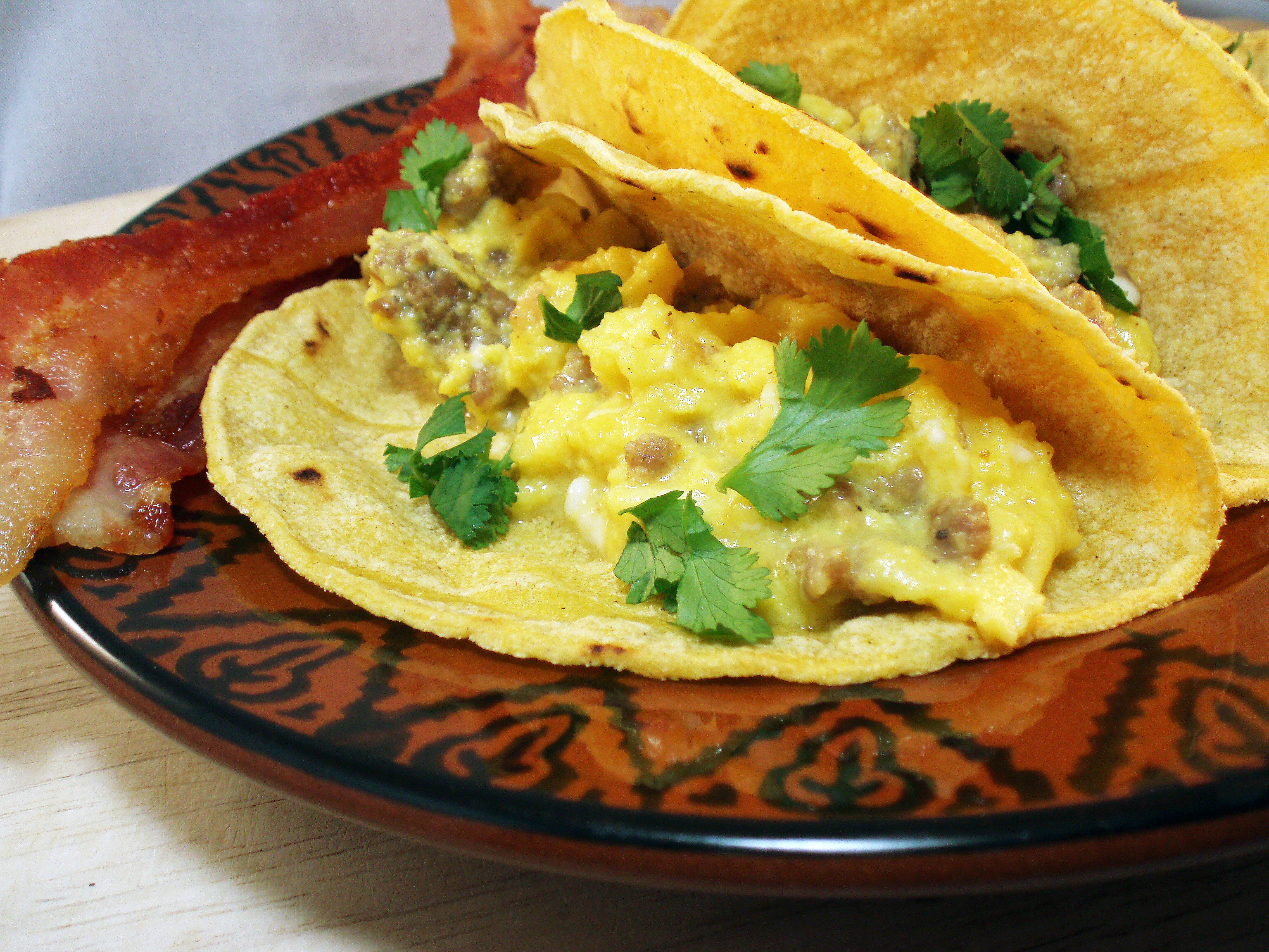 breakfast tacos mexican breakfast tacos authentic mexican breakfast ...