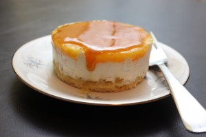 Daring Bakers: Orange-Pineapple Tian with Earl Grey Sauce