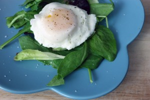 Poached Egg in the Microwave – Guest Post at City|Life|Eats
