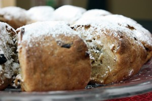Daring Bakers: Gluten-Free, Dairy-Free Christmas Stollen