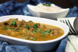 My Version of Kerala Chicken Curry