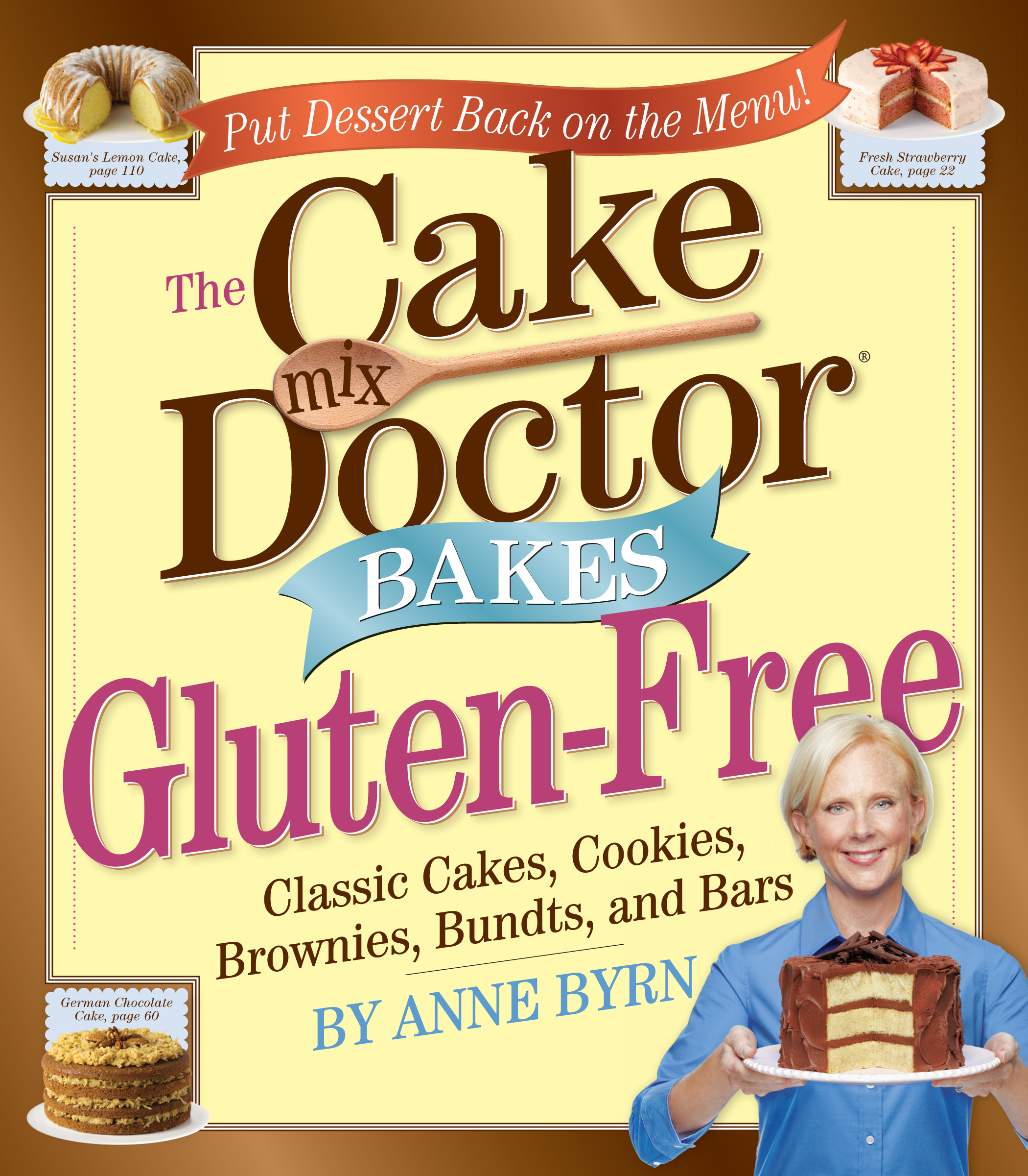 cake doctor book reviews