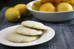 Lemon Earl Grey Cookies