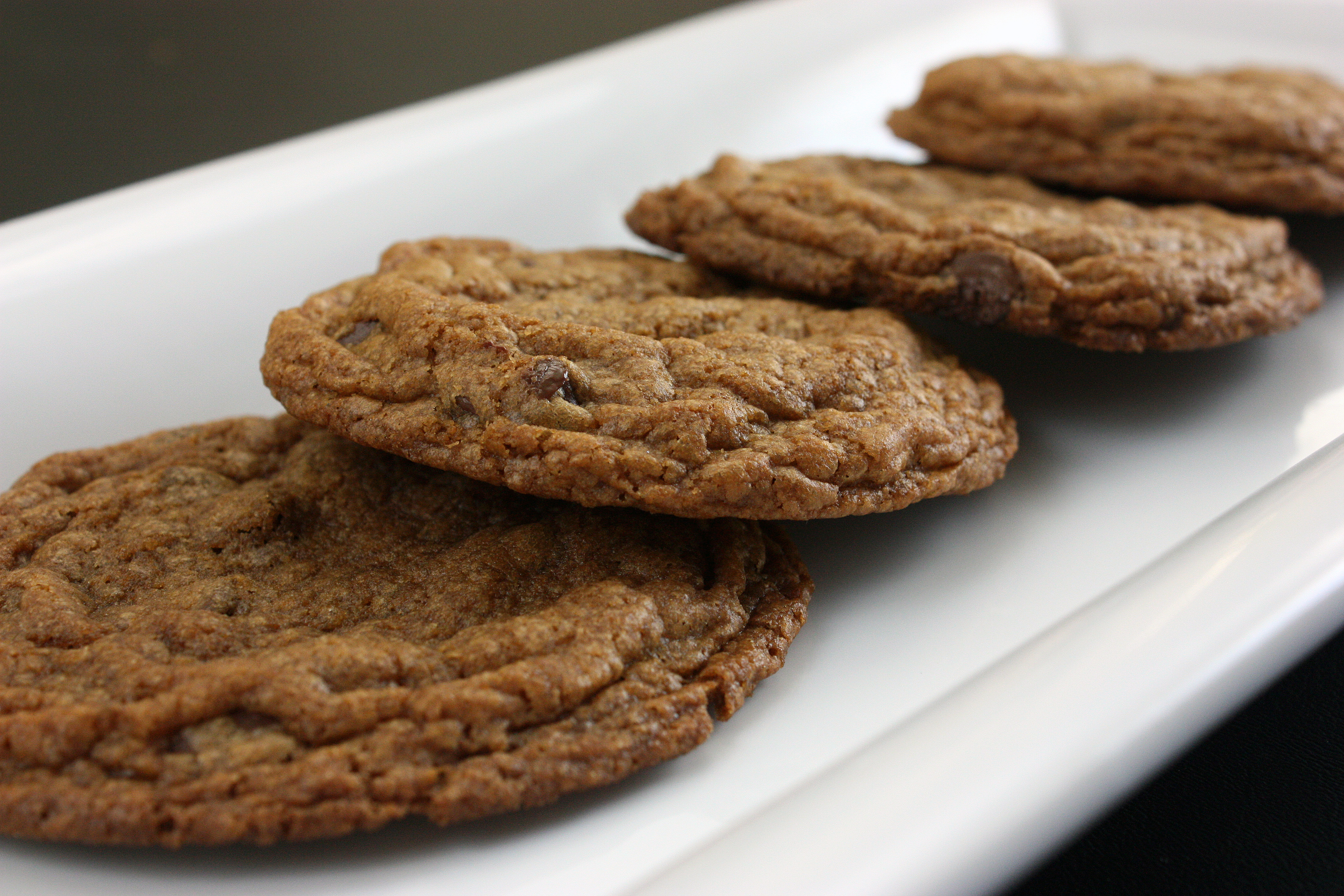 Kids In The Kitchen: Chewy Chocolate Chip Cookies (Gluten-Free ...