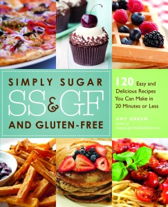 Winners of Simply Sugar and Gluten-Free by Amy Green