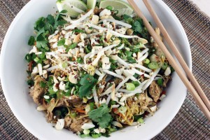 Paleo Pad Thai over at Against All Grain
