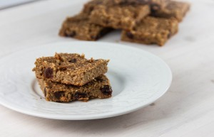 Quinoa Protein Breakfast Bars