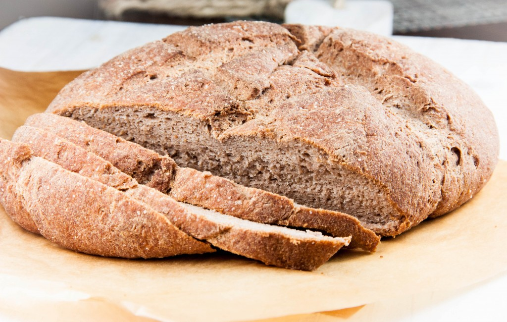 honey teff bread