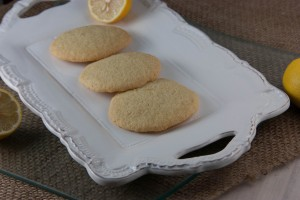Lemon Sugar Cookies and Finding My Way Back to Center