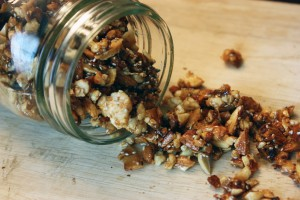Almond-Coconut Granola