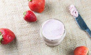 Strawberry-Coconut Butter