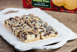 Shortbread Seven Layer Magic Cookie Bars